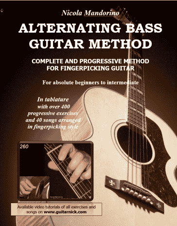 Fingerpicking Guitar Method