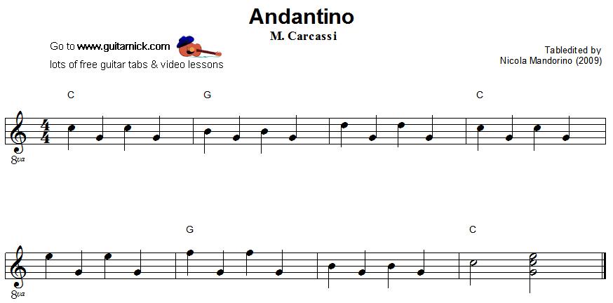 Sheet Music For Beginners Guitar - 1000 ideas about guitar sheet music ...