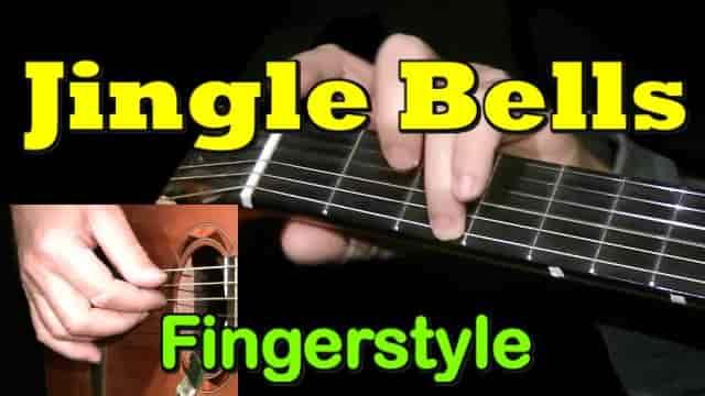 jingle bells fingerstyle guitar tab. Black Bedroom Furniture Sets. Home Design Ideas