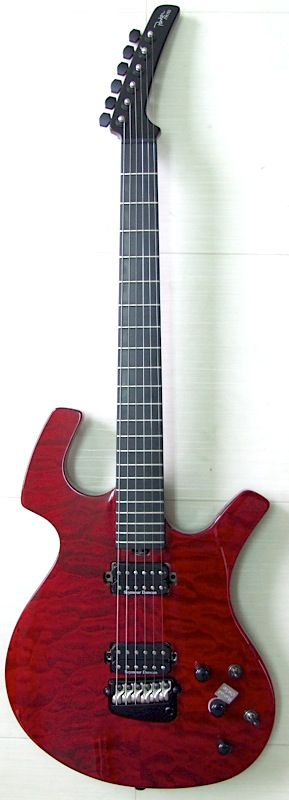 Parker P44 pro, electric guitar 1