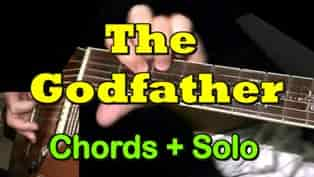 The Godfather - Easy Guitar Tab