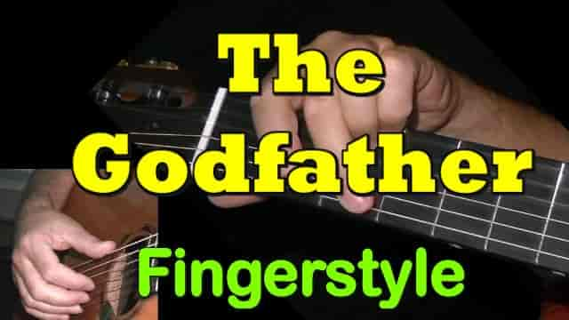 The Godfather | Fingerstyle Guitar Tab