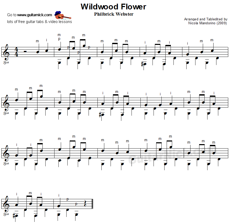 Wildwood Flower - Flowers Ideas For Review
